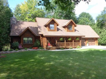 N7221 RIVER HEIGHTS Lane, Green Valley, WI 54111