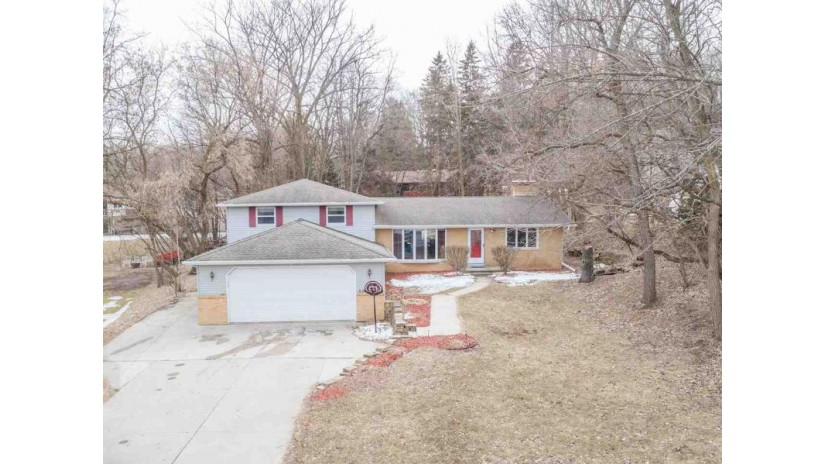 2596 DECKNER Avenue Green Bay, WI 54302-4928 by Coldwell Banker Real Estate Group $184,900