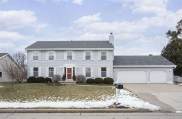 3321 N RAMBLING ROSE Drive, Grand Chute, WI 54914-6849