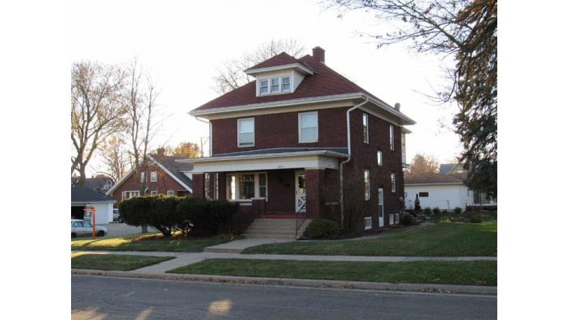 2023 14th Ave Monroe, WI 53566 by First Weber Hedeman Group $135,000