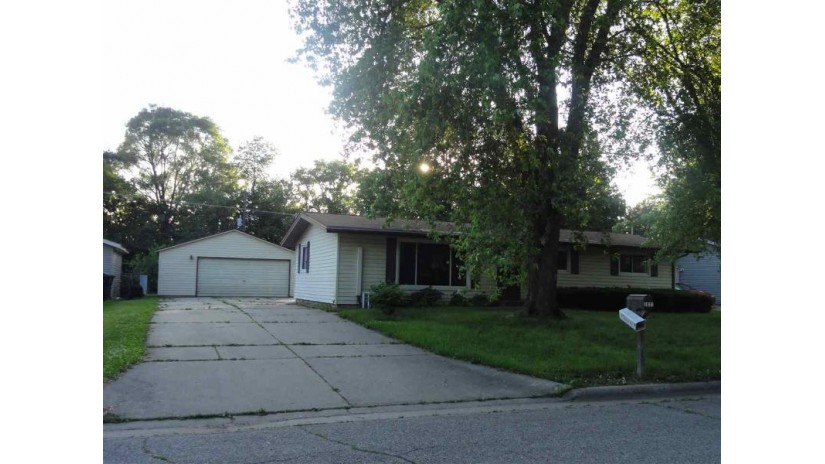1831 Hoover St Janesville, WI 53545-9999 by Century 21 Affiliated $89,900