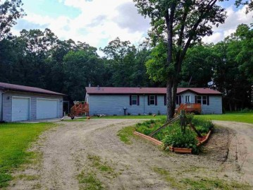 N3367 26th Ave, Kildare, WI 53944