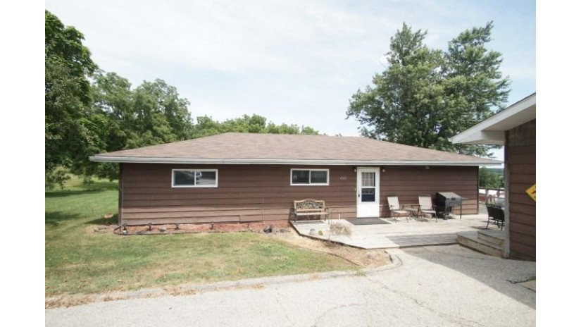 1105 Silver St Mineral Point, WI 53565 by Potterton-Rule Inc $159,900