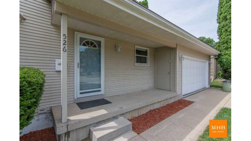 526 Topaz Ln Madison, WI 53714 by Mhb Real Estate $234,900