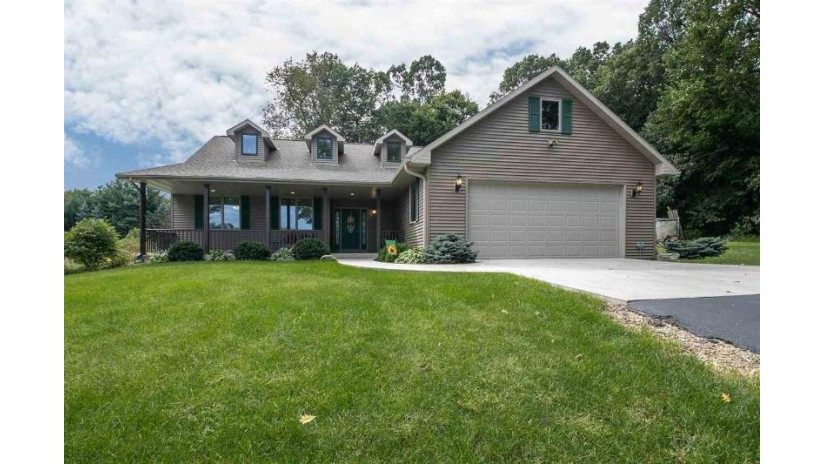 10147 W County Road K Newark, WI 53511 by Century 21 Affiliated $450,000