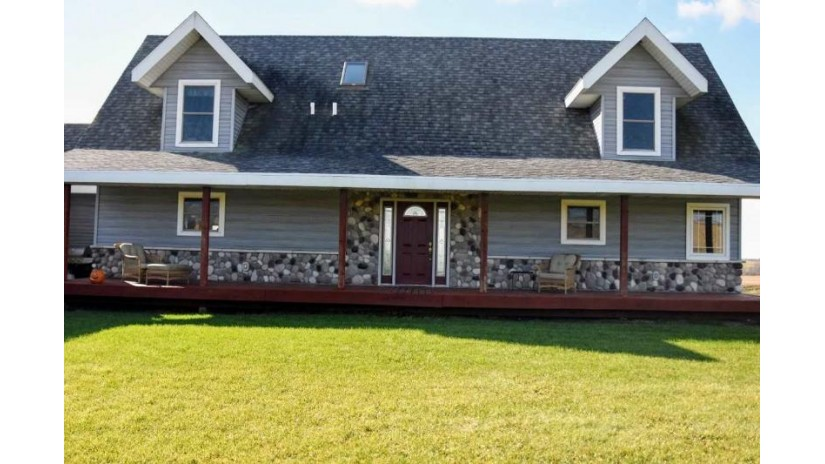 2395 County Road A Linden, WI 53565 by Keyes Realty $357,500