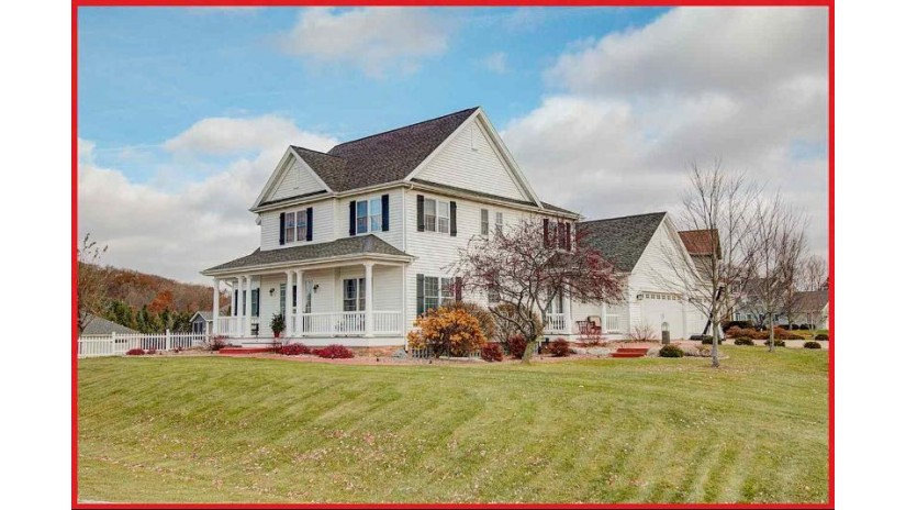 W8214 Bridle Path Lake Mills, WI 53551 by Re/Max Community Realty $489,900