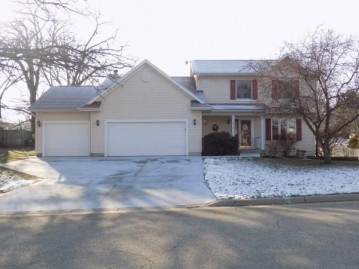 3312 Candlewood Dr, Janesville, WI 53546