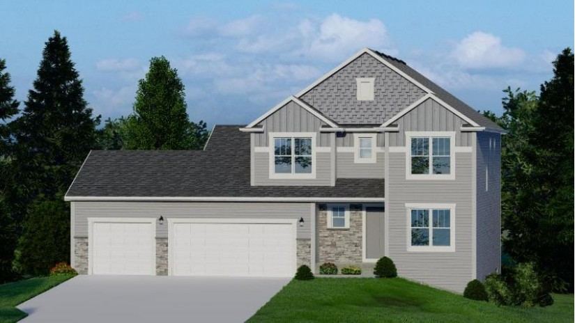 224 Farmstead Dr Slinger, WI 53086-9295 by Harbor Homes Inc $329,900
