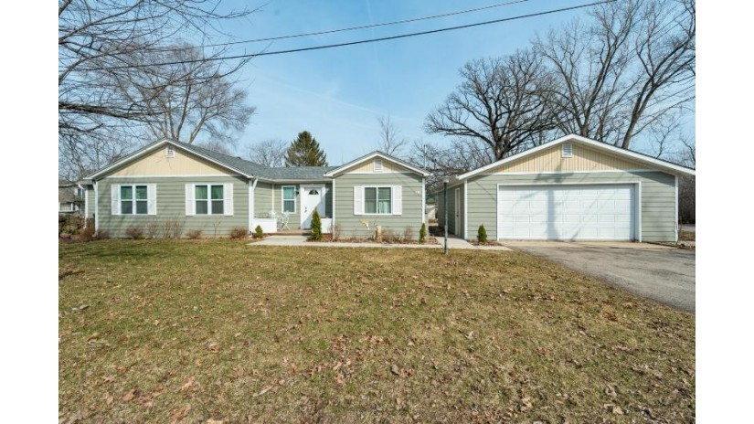 2410 Grace St Twin Lakes, WI 53181 by Coldwell Banker Residential Brokerage-Racine/Kenos $349,900