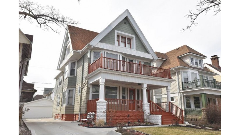 2011 N 48th St 2013 Milwaukee, WI 53208-1733 by Keller Williams Realty-Milwaukee North Shore $279,900