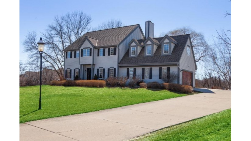 4075 Clare Bridge Ln Brookfield, WI 53005-1534 by Coldwell Banker Residential Brokerage $547,900