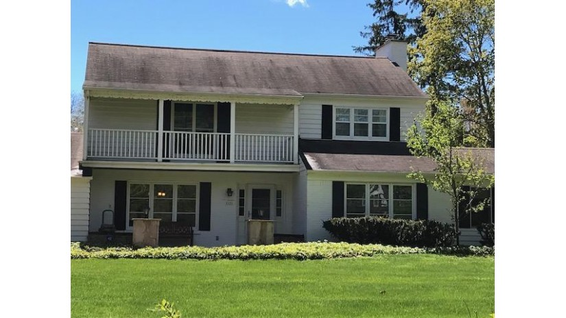 1351 E Bywater Ln Fox Point, WI 53217-2843 by Non Mls $899,000