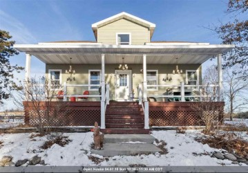 W1269 HWY HH, Bloomfield, WI 54940