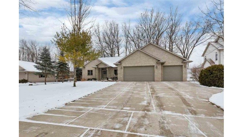 1551 MAPLE HILLS Drive Howard, WI 54313-3913 by Match Realty Group, LLC $284,900