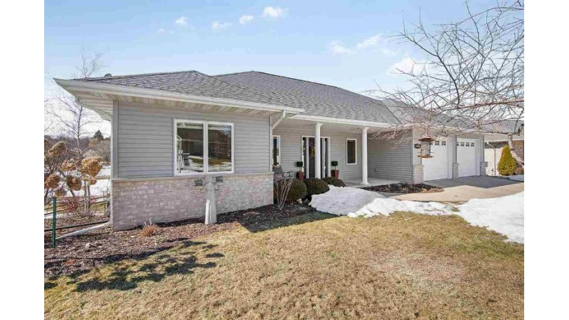 2070 WISTERIA Circle Suamico, WI 54313-3271 by Coldwell Banker Real Estate Group $294,900