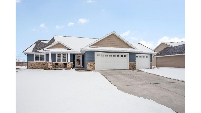 1594 SPENCERS CROSSING Howard, WI 54313 by Symes Realty, LLC $329,900