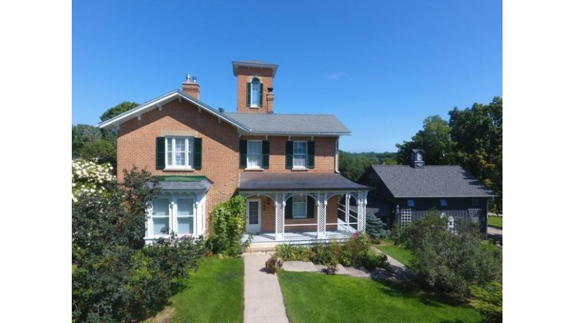 309 Front St Mineral Point, WI 53565 by First Weber Inc $399,900