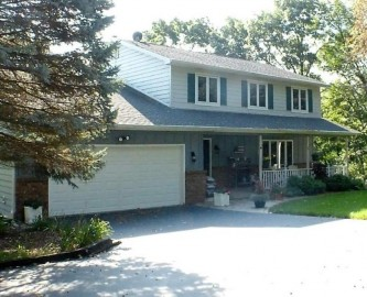 W3530 Vannoy Dr, Cold Spring, WI 53190