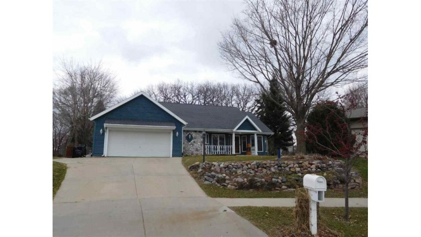 1869 Tivoli Ct Reedsburg, WI 53959 by First Weber Inc $259,900