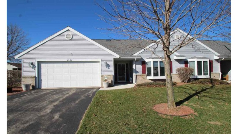 1564 Rangita St Fort Atkinson, WI 53538-3119 by Re/Max Community Realty $199,900