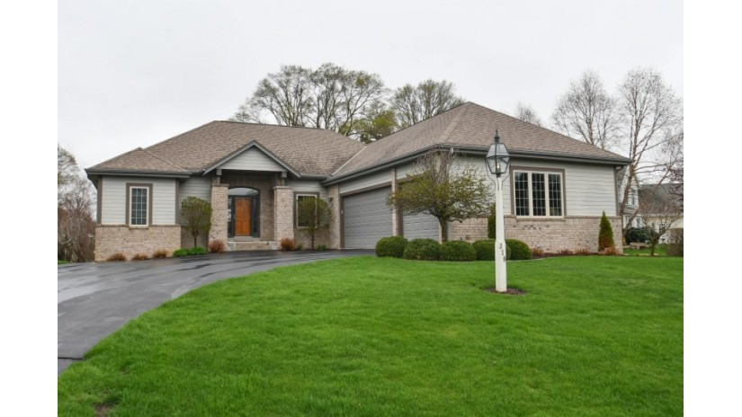 316 Still Water Ct Dousman, WI 53118-8832 by Shorewest Realtors $467,900