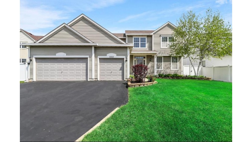 11112 64th St Kenosha, WI 53142-7568 by Berkshire Hathaway Home Services Epic Real Estate $394,900