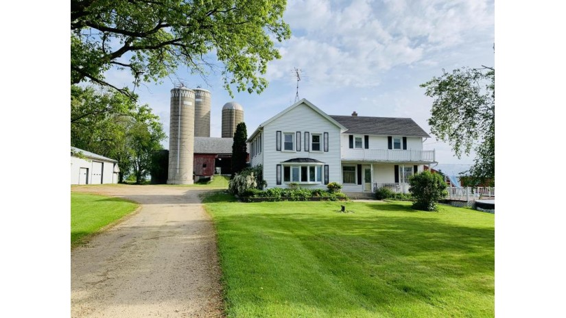 W2284 Wilson-Lima Rd Lima, WI 53070 by Home Seekers Realty Group $300,000