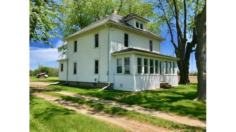 W3184 County Road V Lima, WI 53085-2927 by Pleasant View Realty, LLC $205,000