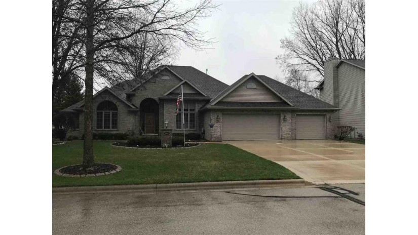 220 E FALCON HILL Way Green Bay, WI 54302 by Paramount Real Estate Services LLC $319,900