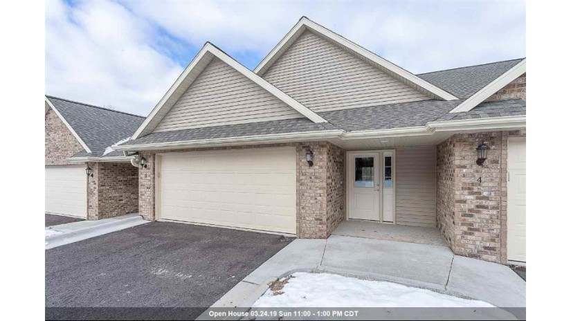 2445 REMINGTON Road Green Bay, WI 54302 by Coldwell Banker Real Estate Group $264,900