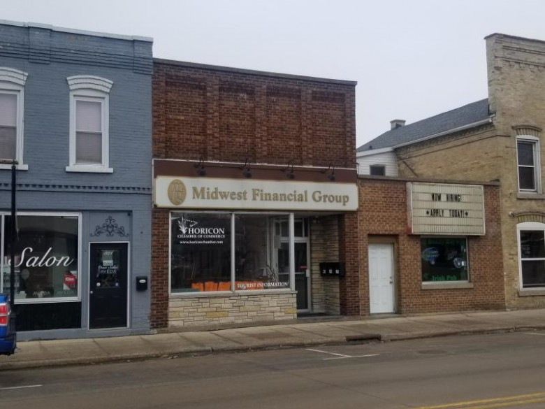 319 E Lake St, Horicon, WI by First Weber Real Estate $64,900