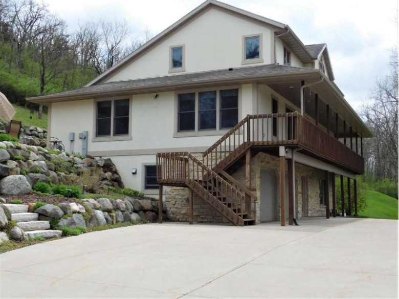 9701 Union Valley Rd, Black Earth, WI by First Weber Real Estate $674,000