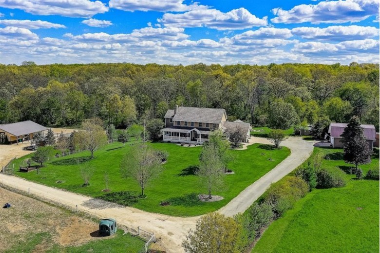 6227 Purcell Rd Oregon, WI 53575 by First Weber Real Estate $1,650,000