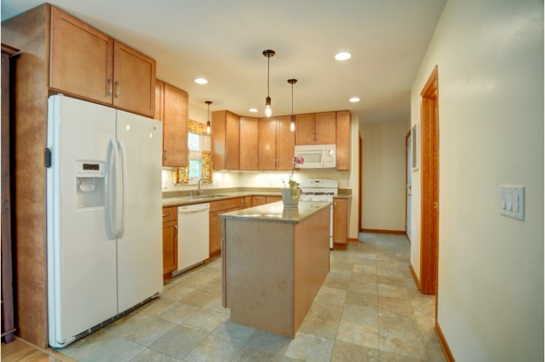 5585 Cheryl Dr Fitchburg, WI 53711 by First Weber Real Estate $329,000