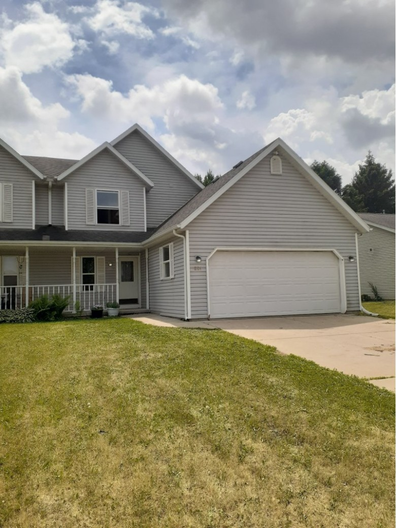 221 Division St Brooklyn, WI 53521 by First Weber Real Estate $225,000