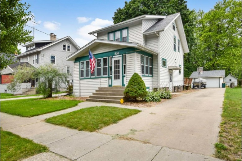 506 Grant St Fort Atkinson, WI 53538 by First Weber Real Estate $209,900