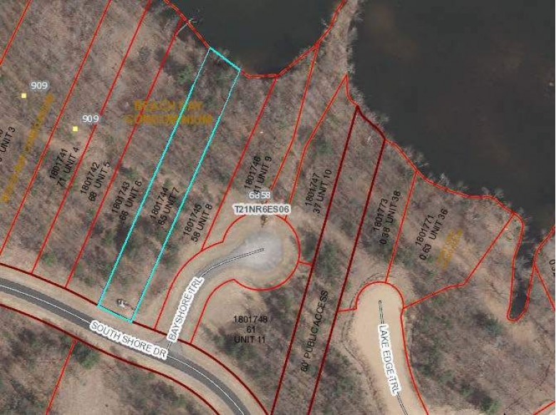 LOT 7 South Shore Drive, Wisconsin Rapids, WI by First Weber Real Estate $79,900