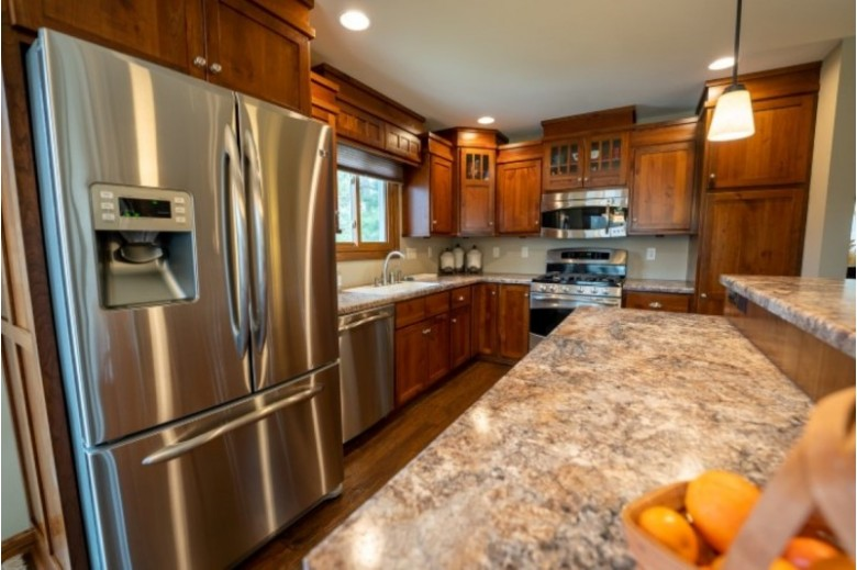 4033 Hilltop Road Wausau, WI 54403 by First Weber Real Estate $224,500