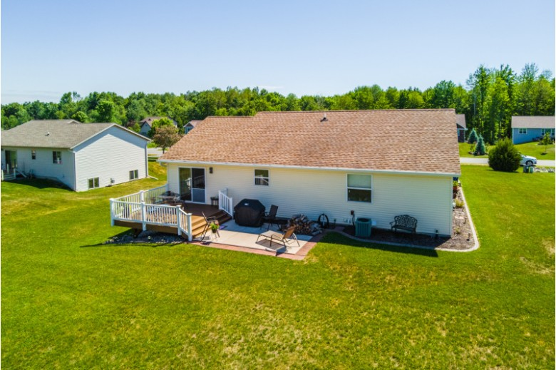 919 Wedgewood Drive, Kronenwetter, WI by First Weber Real Estate $224,900