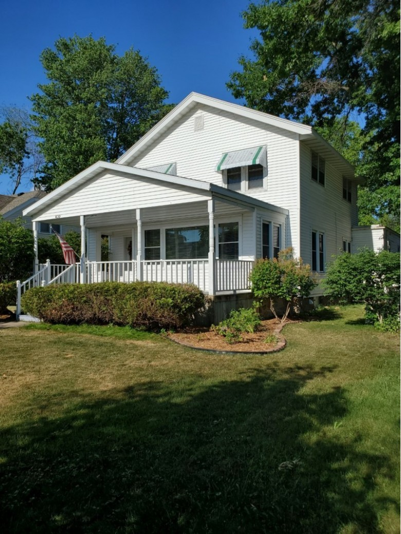 430 N 5th Street Wisconsin Rapids, WI 54494 by First Weber Real Estate $154,900
