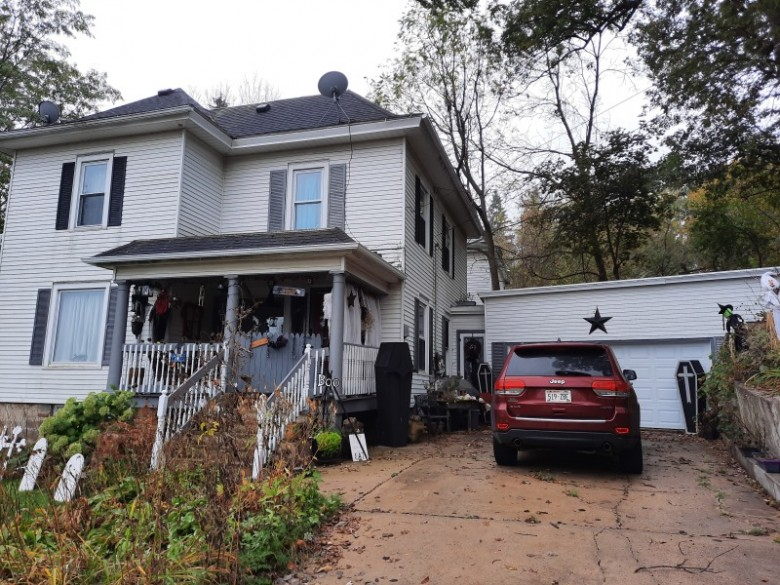 321 Academy Street Elroy, City Of, WI 53929 by First Weber Real Estate $189,900