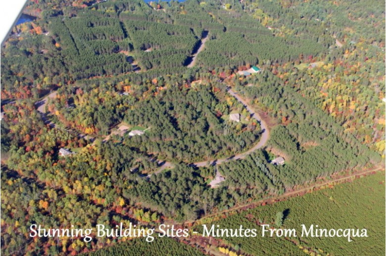 LOT 3 Old Hwy 51, Arbor Vitae, WI by First Weber Real Estate $34,900