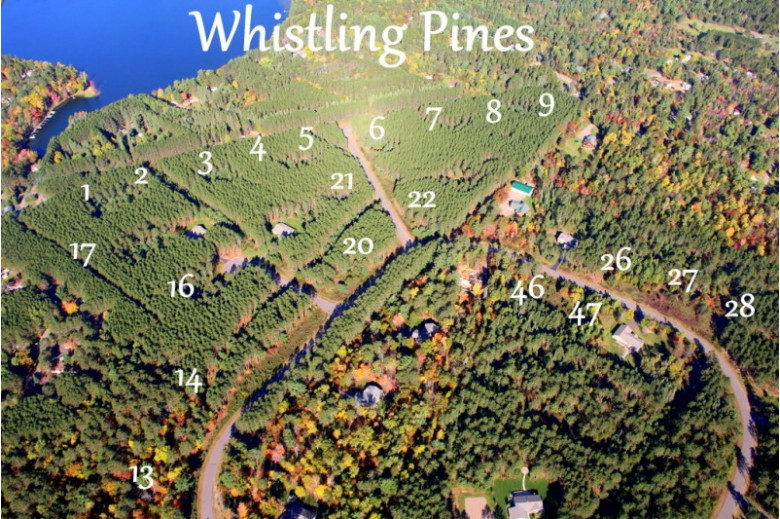 LOT 47 Bosshard Circle Rd, Arbor Vitae, WI by First Weber Real Estate $31,900