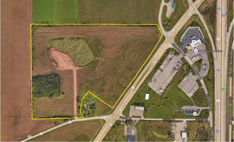 3826 Hwy N, Oshkosh, WI by First Weber Real Estate $3,950,000