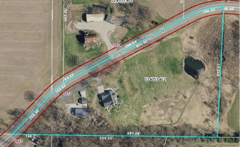 5575 Hwy N Pickett, WI 54964-9758 by First Weber Real Estate $599,900