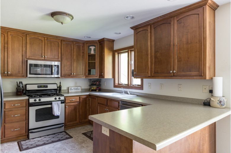2335 Hickory Court, Oshkosh, WI by First Weber Real Estate $329,900