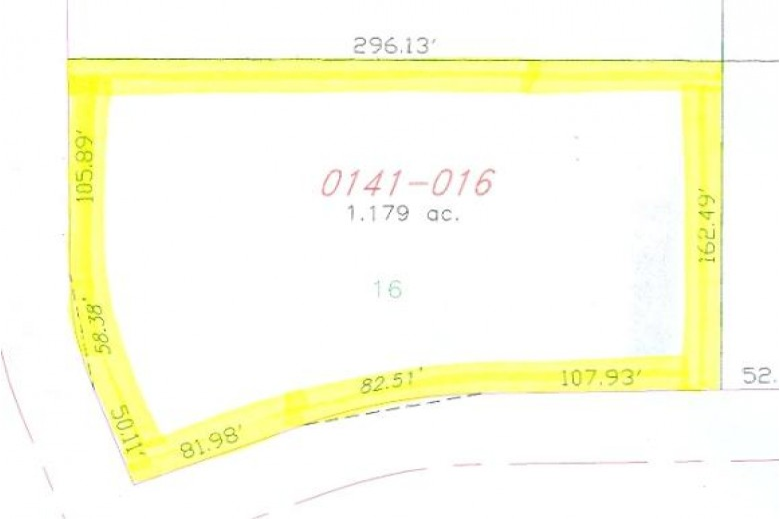 LOT 16 Tee Ln, Beaver Dam, WI by Mandi Saucerman Real Estate $54,900