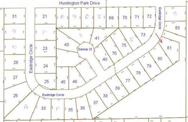 L81 Eastridge Cir, Reedsburg, WI by Re/Max Preferred $25,500
