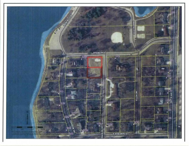 L13 & L14 Nuzum'S Addition, Tomah, WI by First Weber Real Estate $60,000